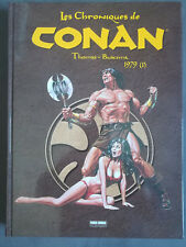 LES CHRONIQUES DE CONAN TOME 7 1979(1) (PANINI) NEUVE, NON LUE !!!