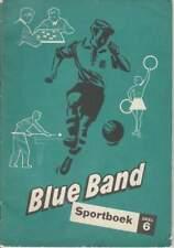 Boekje: Blue Band Sportboek - Deel 6