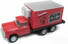 Classic Metal Works #30508 1954 Ford Reefer Box Truck, Carling Beer