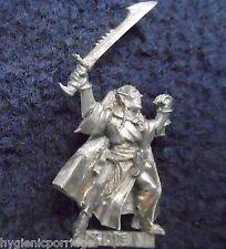 2001 Dark Elf Shade 1 Games Workshop Warrior Drow Warhammer Army Assassin D&D Gw