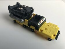 TRANSFORMERS G1 MICROMASTERS ROCKET LAUNCHER LOOSE VEHICLE
