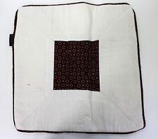 Handmade Fabric Ethnic Batik Pillow Cushion Cover Patchwork
