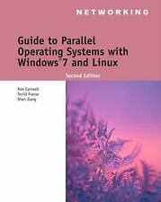 Guide to Parallel Operating Systems with Windows 7 and Linux (Networking), Carsw