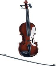 Kinder Violine in Holzoptik Musikinstrument Musik Streichinstrument
