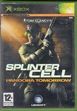SPLINTER CELL. Pandora Tomorrow Videogioco XBOX Live PAL ITA