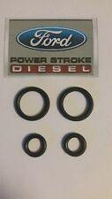 7.3L Diesel FORD Powerstroke TURBO PEDESTAL  O-Rings