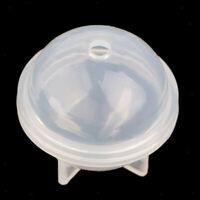 5 Größe Kugel Ball Form DIY Silikonform Kristall Harz Casting Form