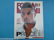 FORZA MILAN Gennaio 2012 - Boateng, Poster Ibrahimovic, De Sciglio