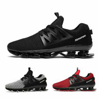 Men's Fashion Sports Athletic Shoes Outdoor Running Sneakers Breathable Size7-13