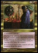 MTG 1x CORROSION - Visions *Rare DEUTSCH GERMAN NM*