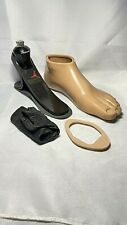 Otto Bock 2019 Trias 1C30 Prosthetic Foot w/Left Shell & sock 27cm Cat 3 Perfect