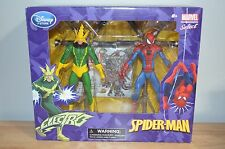 2014 Diamond Marvel Selects Action Figure Disney Store SPIDER-MAN & ELECTRO