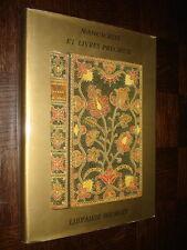 MANUSCRITS ET LIVRES PRECIEUX - Catalogue 1997 Librairie Sourget - Bibliophilie