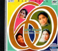 Rare Gems Sensuous Mood Of The 60's - Made In UK - Asha Bhosle (RPG) - CD