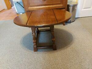 Beautiful vintage  Oak Dropleaf  Coffee Table