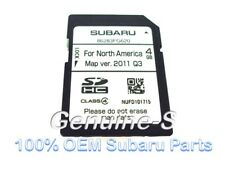 OEM 2012 2013 Subaru Impreza WRX STI Sedan Wagon GPS Navigation SD Map U.S.FG620