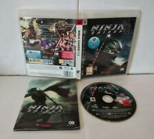 Ninja Gaiden Sigma 2 - Jeu PS3 - PAL français- Complet - Comme neuf