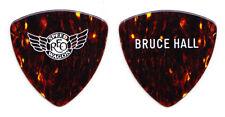 REO Speedwagon Bruce Hall Bass Guitar Pick - 1982 Tour