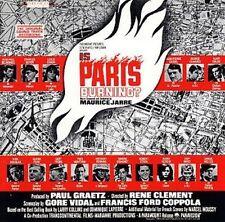 Is paris Burning? (Maurice Jarre) (Japon-CD avec obi)