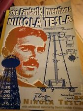 The Fantastic Inventions of Nikola Tesla (Lost Science Series) by Nikola Tesla