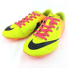 Nike Mercurial Victory IV Football Soccer Boots - Size 3 UK Children's