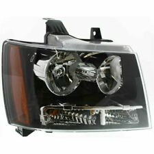 FOR CHEVY TAHOE / SUBURBAN / AVALANCHE 2007 2008 2009 2010 2011 HEADLIGHT RIGHT