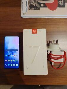 OnePlus 7 Pro - 12GB+256GB - Nebula Blue (Unlocked) Smartphone (Dual-SIM)