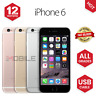 Apple iPhone 6 16GB/64GB Unlocked Sim Free Smartphone  - ALL COLOURS