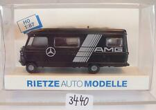 Rietze 1:87 Nr.10074 Mercedes Benz Hymer 660 Wohnmobil AMG in OVP #3440