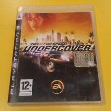 Need For Speed Undercover GIOCO PS3 VERSIONE ITALIANA