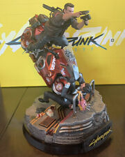 """Cyberpunk 2077 Collector's Edition 10"""" V In Action Statue Only"""