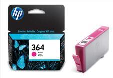 Original HP 364 magenta cb319ee cartucho, MHD caducado