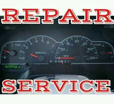 1999 To 2003 Ford Windstar Instrument Cer Repair Service See Description