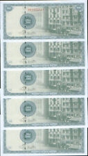 Serbia 2008. 5 X Test banknotes from ZIN Belgrade,104 Yrs of Politika. UNC.