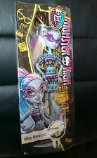Geek Shriek Abbey Bominable Monster High Doll NEW and HTF