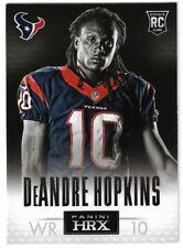 DeANDRE HOPKINS 2013 Panini HRX #8 rookie rc HOUSTON TEXANS