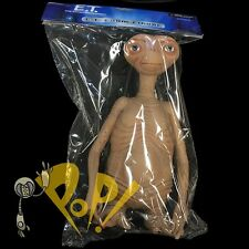 "E.T. The Extra TERRESTRIAL 12"" Foam Rubber ET Prop REPLICA New in Bag NECA 2014!"