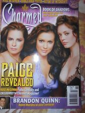 Charmed  Rose McGowan Brian Krause Magazine Poster 2006