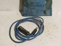69 Econoline  Carburator Solenoid Wiring Harness NOS