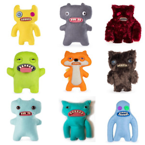 """Fugglers - Funny Ugly Monsters - NEW 9"""" 22cm Plush Soft Toy Gift Fur Monster"""