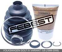 Boot Outer Cv Joint Kit 86.1X114.3X25.9 For Volkswagen Golf Iv Variant 1J5