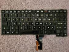 New listing Panasonic Toughbook Backlit Keyboard for Laptop Models Cf-53 Cf-31 Cf-30 Cf-29