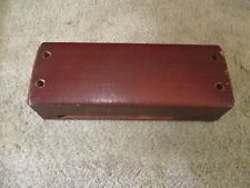 Vintage Mountable Wood Block, Excellent Condition - Gretsch?