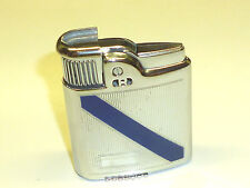 "RONSON ""WHIRLWIND IMPERIAL"" Lighter W. NICE LACQUER Case - 1956-Made in U.S.A."