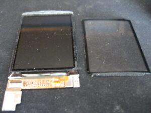 LCD Screen & Glass screen for Apple iPod Nano 4th Gen Inner Display OEM Replacem