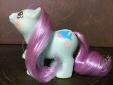 MLP Vintage G1 My Little Pony Newborn Twin Peeks Hasbro Hong Kong 1987