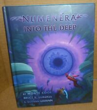 Numenera INTO THE DEEP w/ Map RPG Book