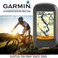 Garmin Dakota 10 │ exterior GPS MANETA Navigator │ Pantalla Táctil │