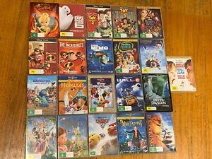 21 Disney Children's DVDs