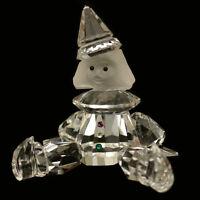 Clown Puppet Austrian crystal figurine ornament RRP$259